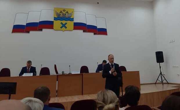 Источник: в администрации Оренбурга обсуждают, кто будет новым первым вице-мэром