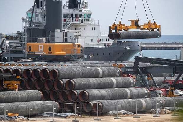 В США заявили о «маневре России» с газом ради открытия «Северного потока-2»