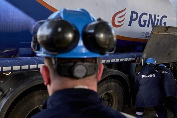 Польша запросила у Газпрома снижение цен на газ