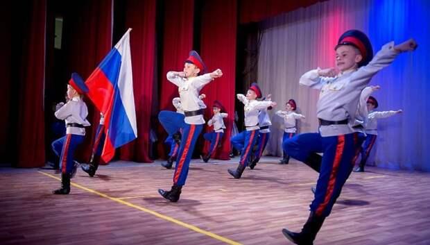 Концерт воспитанников студии хореографии пройдет в ДК Подольска 22 ноября