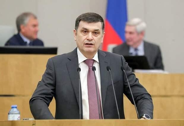 «Отсутствие политической интуиции» – в Госдуме ответили на заявление экс-представителя НАТО о возвращении Крыма в Украину