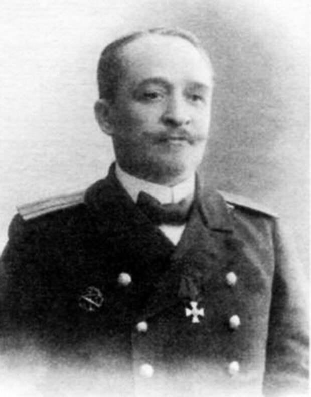 Фёдор Николаевич Иванов — русский вице-адмирал