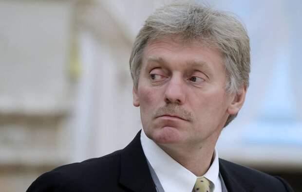 Пресс-секретарь президента РФ Дмитрий Песков Михаил Метцель/ТАСС