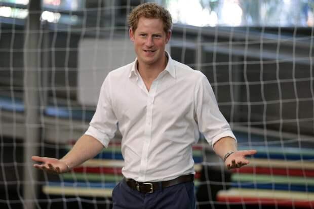 Принц Гарри пытался провести реформы в королевской семье