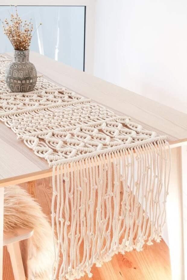 Макраме по-современному: стильные решения декора