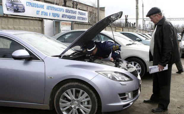 Восстановление регистрации транспортного средства: когда не нужно платить