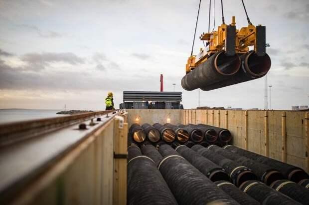 Строительство «Северного потока — 2» могут возобновить в конце мая