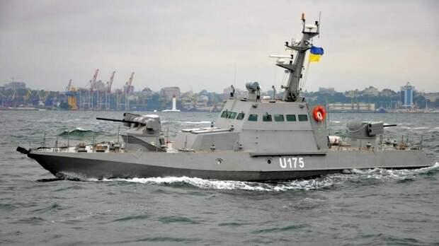 Sohu: нестандартный маневр России отправил украинский флот в полугодовой «отпуск»