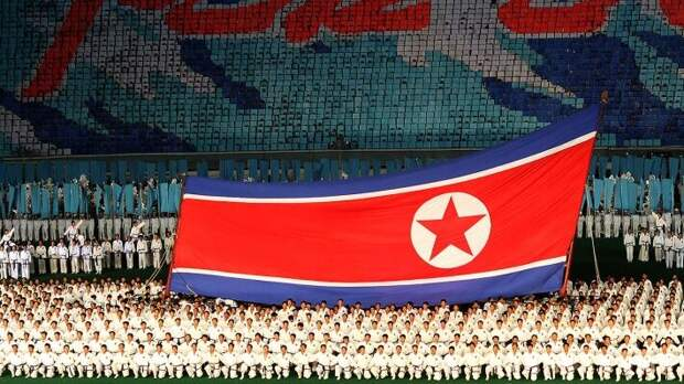 Северокорейский режим является излюбленной мишенью американского давления