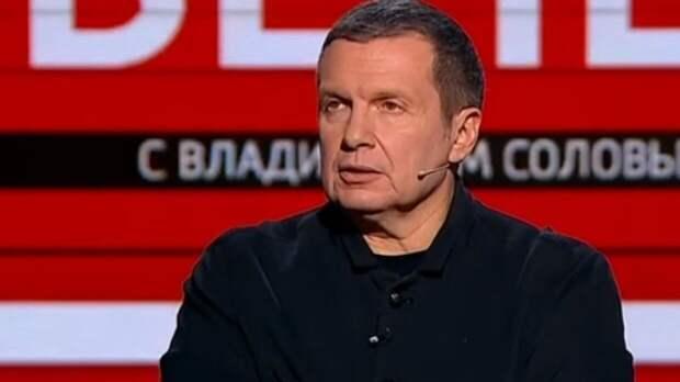 Соловьев призвал Зеленского встретиться в Донбассе с главами ЛДНР