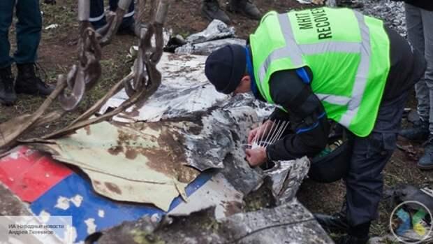 В погоне за призраками: Киев и британские СМИ ищут «офицера ГРУ» - Вассерман раскрыл правду о крушении Boeing над Донбассом