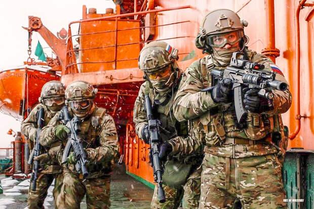 После «возвращения Крыма в родную гавань» силовые структуры уделяют особое внимание спецназовской составляющей в обеспечении безопасности полуострова