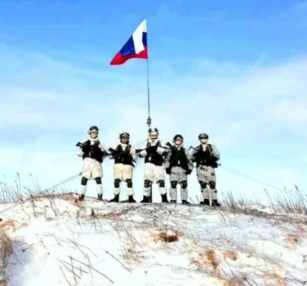 Заклинатели российских территорий.. опять