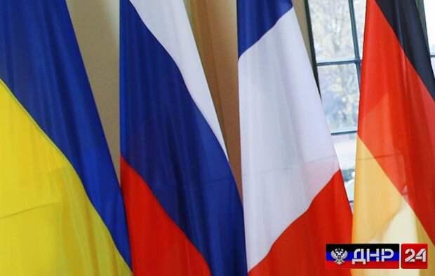 """Переговоры советников лидеров """"нормандской четверки"""" провалились"""