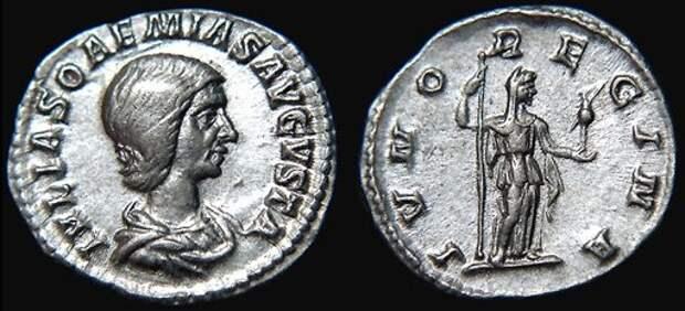 Монеты с изображениям Соэмии