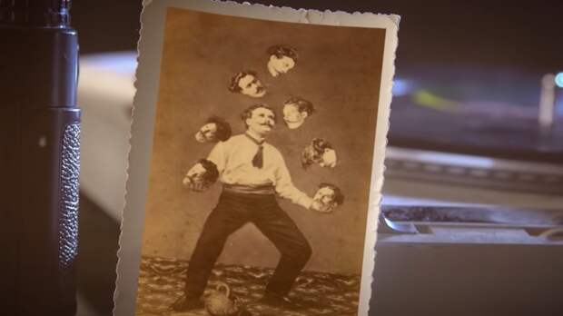 Хоррор XIX века: как появилась мода на фото с отсеченной головой