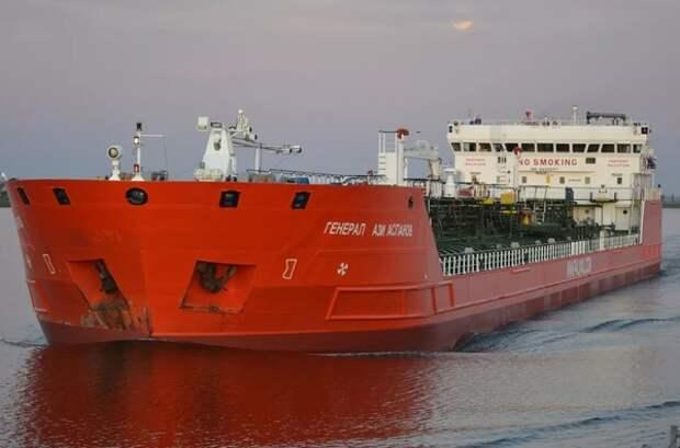 Тела погибших моряков нашли при осмотре взорвавшегося танкера