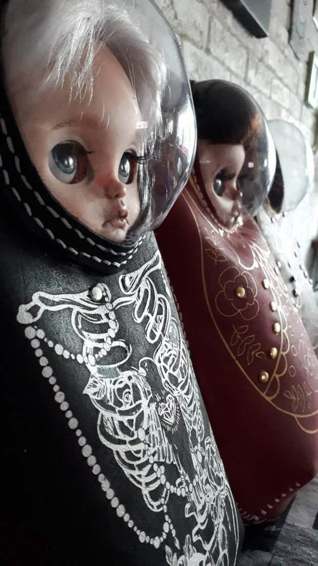 Сумки-переноски для кукол (трафик)