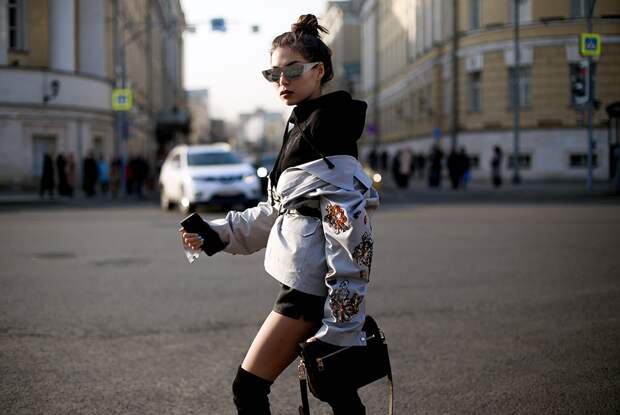 Что сейчас модно в столице