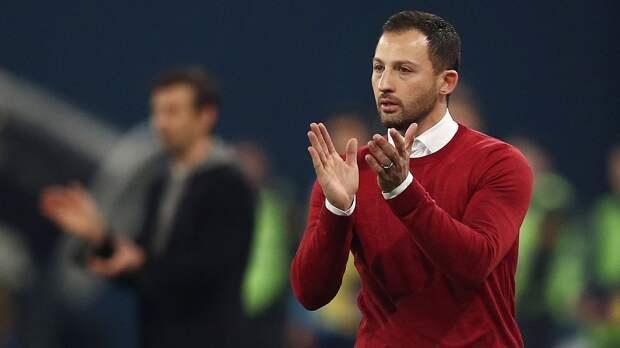 Тедеско сможет руководить «Спартаком» в матче с «Зенитом». Рассмотрение его дела на КДК перенесено на 21 декабря
