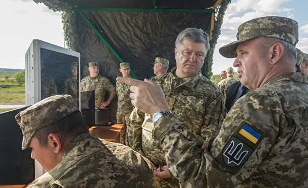 На Украине «декоммунизируют» армию