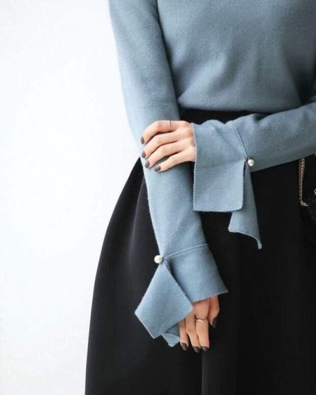 рукава и манжеты