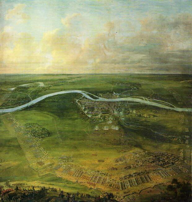 Французская армия под стенами Маастрихта, 29 июня 1673 года - Осада Маастрихта: люди и цифры | Warspot.ru