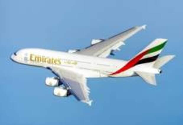 В период осенних каникул Эмирейтс А380 будет обслуживать рейс из Санкт-Петербурга