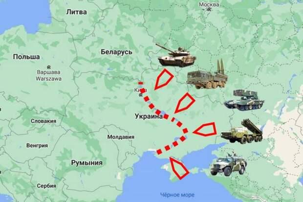 На Украине обеспокоены: Россия расширила фронт до 2 тысяч километров