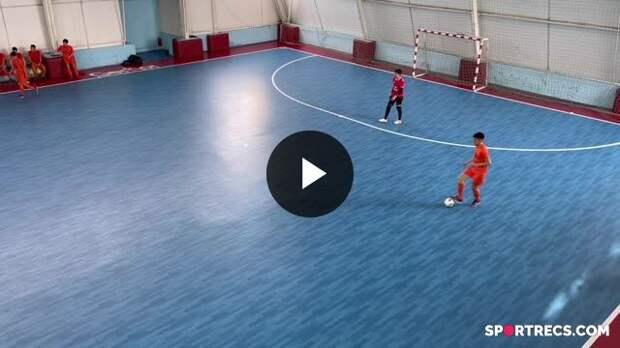 СДЮШОР3 (Джалал-Абад) - ДЮСШ (Ош). Чемпионат Кыргызской Республики по футзалу (U-18). Полуфинал