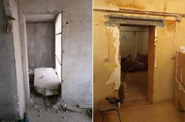 Как правильно расширить дверной проем в квартире, не прибегая к помощи специалистов