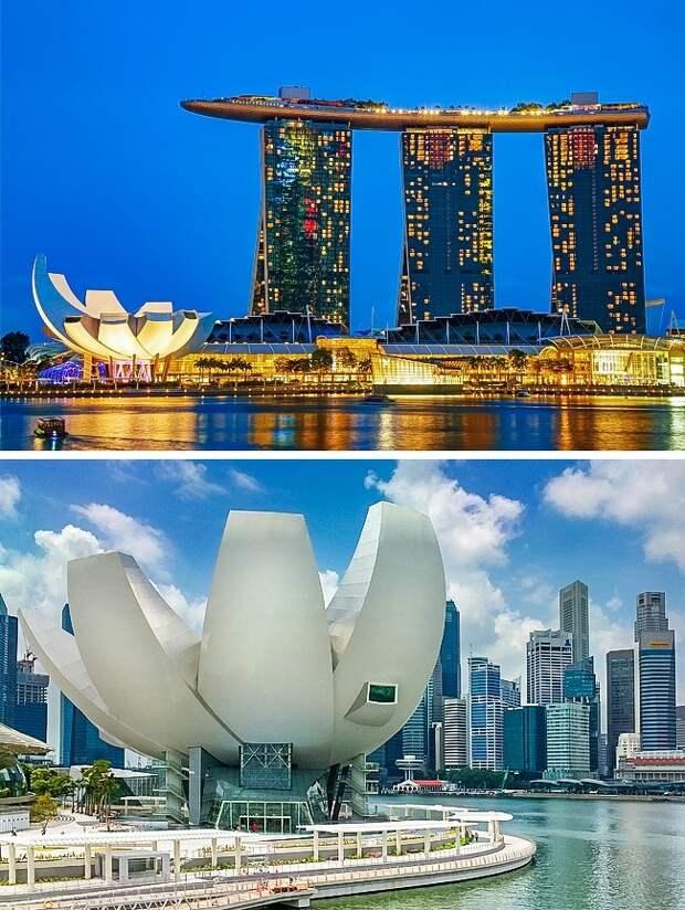 Фантастические здания, которые переносят вас в параллельную вселенную