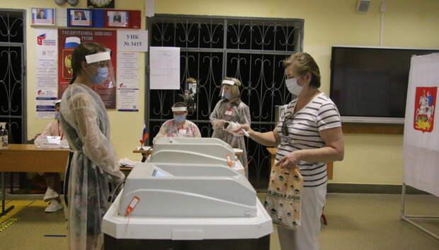 Брынцалов отметил, что голосование в Подмосковье прошло максимально прозрачно и легитимно