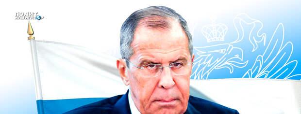 «Мы вежливые люди». Лавров ответил на вопрос о вводе войск в Донбасс