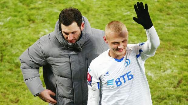 «Динамо», уступая 0:2, обыграло «Краснодар» благодаря дублю Тюкавина