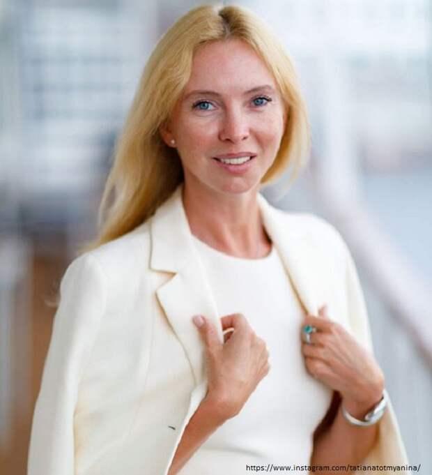 Татьяна Тотьмянина рассказала, как едва не потеряла новорожденную дочь