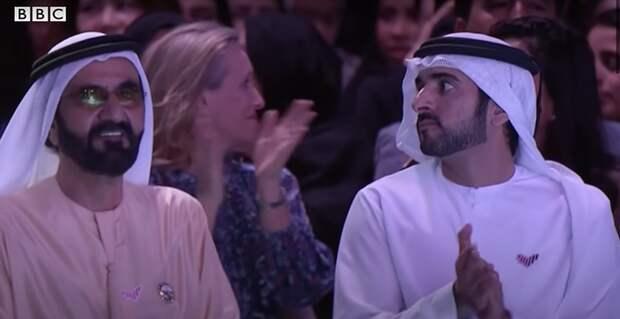 Королевская семья Дубая прокомментировала исчезновение дочери шейха Мохаммеда принцессы Латифы