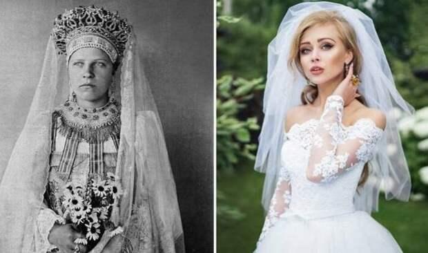 Для чего нужна была невесте фата, и что она символизировала на Руси