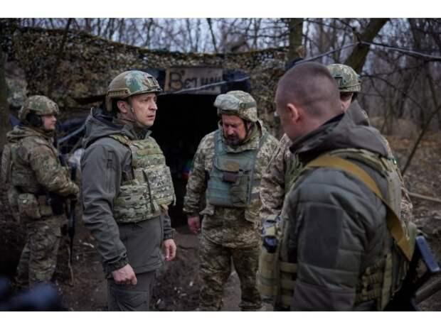 «Он так и не перестал быть актёром» — Зеленский зовёт Путина в Донецк