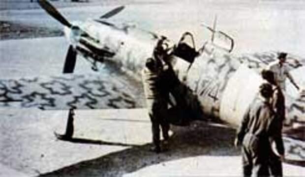 Самолет Италии