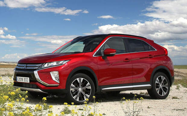 Mitsubishi подняла цены в России