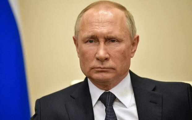 О чём рассказал Путин 2 апреля. Александр Роджерс