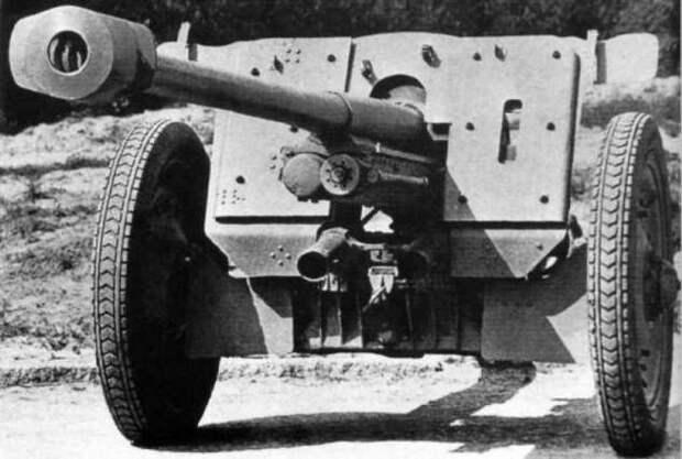 Почему советская пушка Ф-22 стала лучшим противотанковым орудием Вермахта (5 фото)