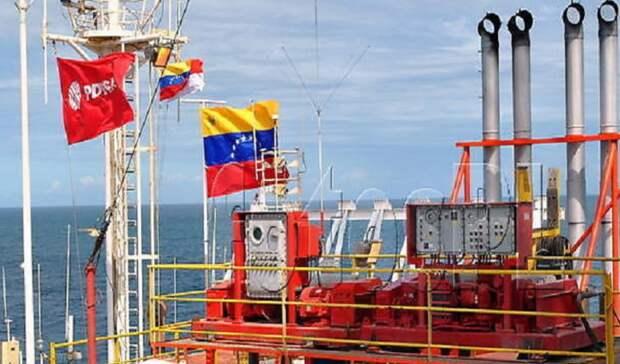 Прямые поставки нефти вКитай возобновила Венесуэла