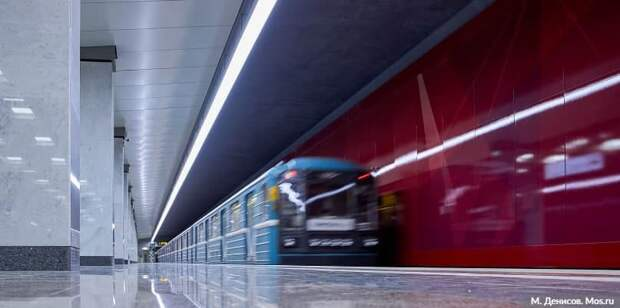 Москва продолжает активное развитие транспортного каркаса/Фото: М. Денисов mos.ru