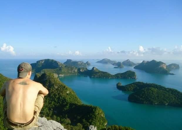необитаемые острова тайланда