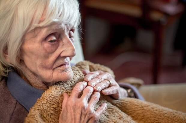 Почему пожилые люди часто мёрзнут