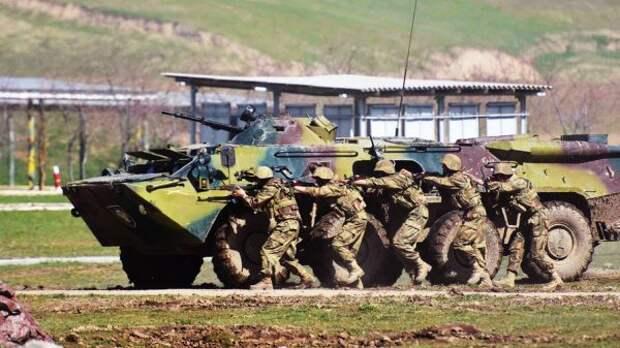 Российские военные примут участие вучениях вооруженных сил Таджикистана