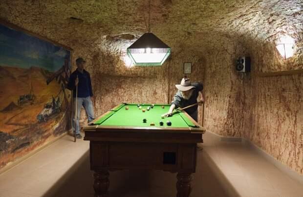 Жизнь в подземелье не менее комфортна и устраивает жителей необычного города / Фото: dailymail.co.uk