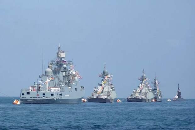 Украина и Турция договорились о отработать блокаду базы ВМФ РФ вСирии